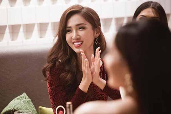 Đại diện Việt Nam nhan sắc vượt trội, tiếng Anh cực chuẩn tại 'Hoa hậu chuyển giới 2019'