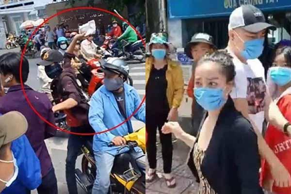 Lê Dương Bảo Lâm phản hồi chính thức lùm xùm bị đánh khi đi từ thiện
