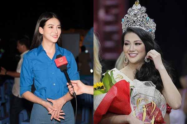 Gương mặt Hoa hậu Trái đất Phương Khánh gây ngỡ ngàng vì quá khác lạ