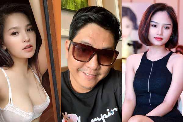 """Đăng ảnh Miu Lê - Phi Huyền Trang, chồng Thanh Thúy nói chuyện """"chơi đểu"""" nhau trong showbiz"""