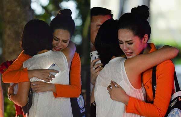 Bạn gái Trọng Đại òa khóc nức nở khi bị loại khỏi Hoa hậu Thế giới Việt Nam 2019