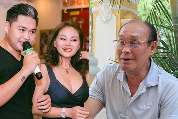 Chồng cũ Lê Giang: 'Thỉnh thoảng Lê Lộc cho tôi tiền, con trai ngàn đời không'
