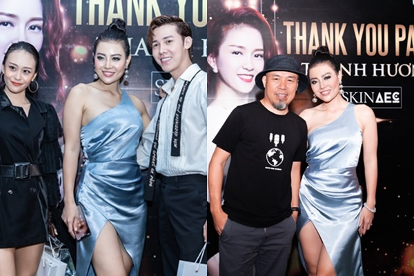 Thanh Hương: 'Tôi tự tin mình đẹp, chăm chỉ'