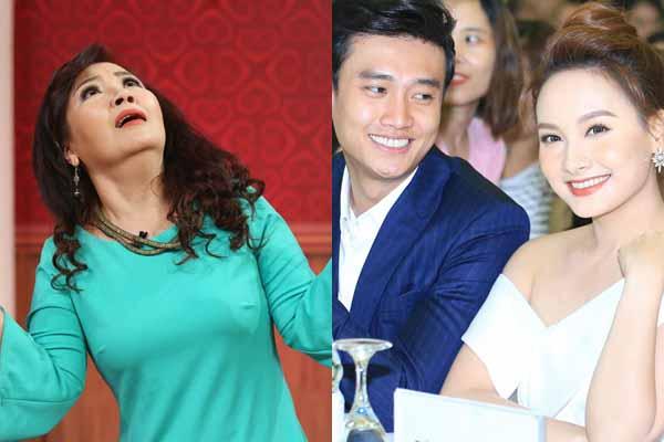 Nghệ sĩ Ngân Quỳnh nói điều bất ngờ về Bảo Thanh, Quốc Trường