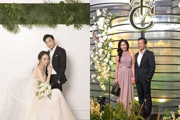 Chỉ 20 nghệ sĩ dự đám cưới Cường Đôla - Đàm Thu Trang