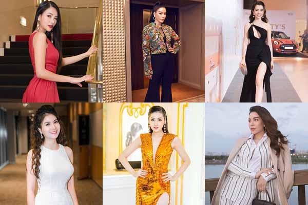 10 mỹ nhân có trang phục ấn tượng nhất tháng 7/2019