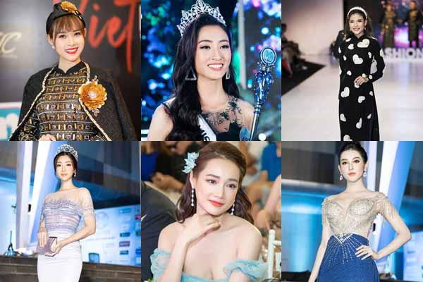 Áo dài lên ngôi, Hoa hậu vừa đăng quang mặc ấn tượng nhất tuần qua (29/7 - 4/8)