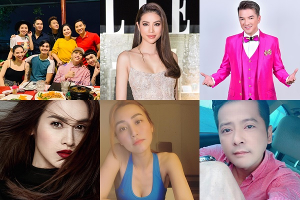 10 ảnh hot nhất trên Facebook sao Việt (22/8)