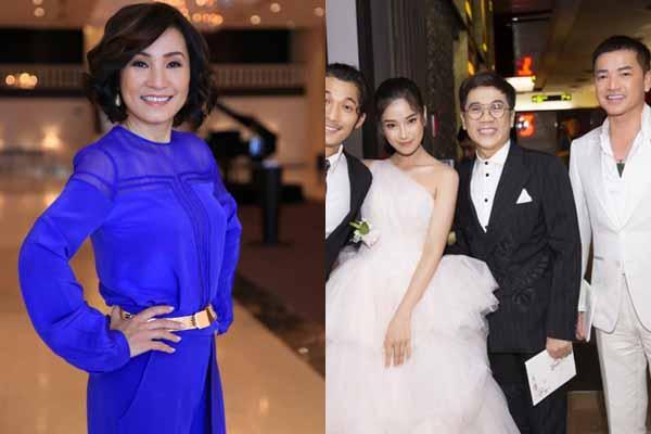 Nghệ sĩ Quang Minh lần đầu xuất hiện sau ly hôn