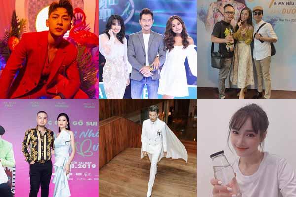 10 ảnh hot nhất trên Facebook sao Việt (23/8)