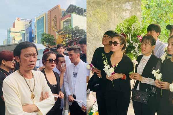 Hoài Linh, Đàm Vĩnh Hưng khóc nghẹn tiễn đưa nghệ nhân Thành Giao