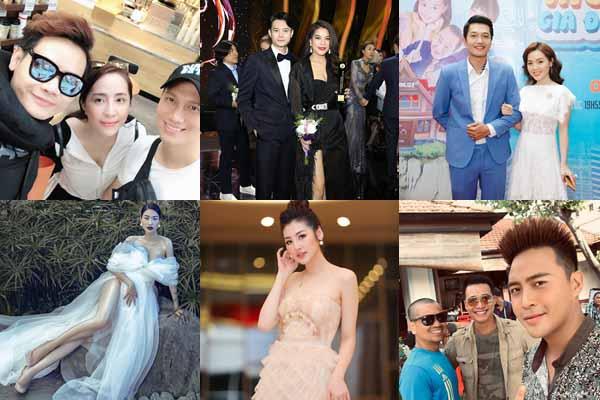10 ảnh hot nhất trên Facebook sao Việt (29/8)