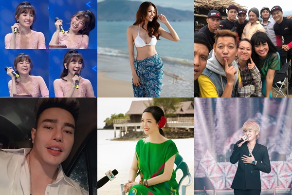 10 ảnh hot nhất trên Facebook sao Việt (30/8)