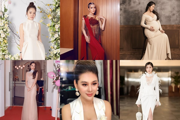 10 mỹ nhân trang phục ấn tượng nhất tháng 8/2019