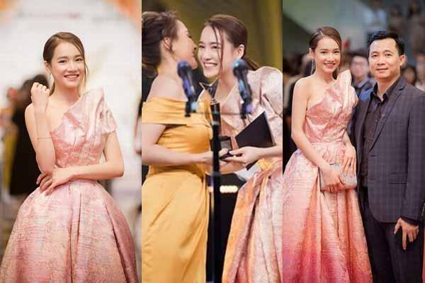 Hành động đáng khen của Nhã Phương cho Bảo Thanh sau VTV Award 2019