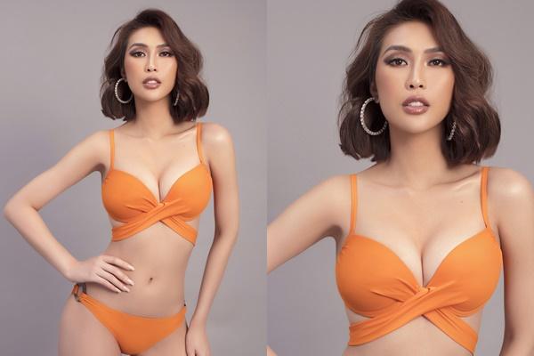 Bất ngờ phút chót, Tường Linh cạnh tranh Thúy Vân ở Hoa hậu Hoàn vũ 2019
