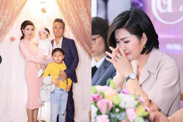 Nguyễn Hồng Nhung chia tay doanh nhân giàu có sau khi có con chung