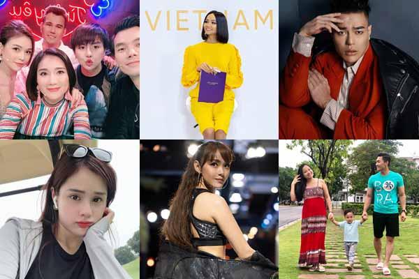 10 ảnh hot nhất trên Facebook sao Việt (17/9)