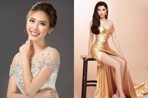 Thúy Vân vượt Tường Linh, dẫn đầu bình chọn online