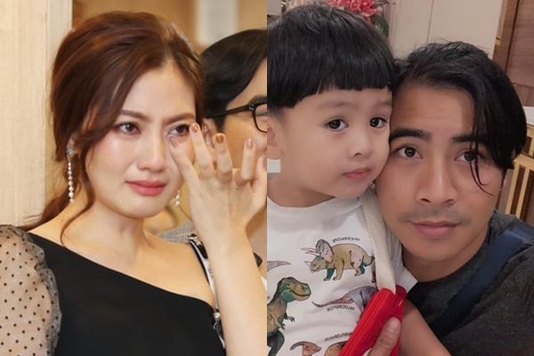 """Thanh Bình đối diện tin đồn ly hôn Ngọc Lan: """"Sợ tính hậu đậu của cô ấy"""""""