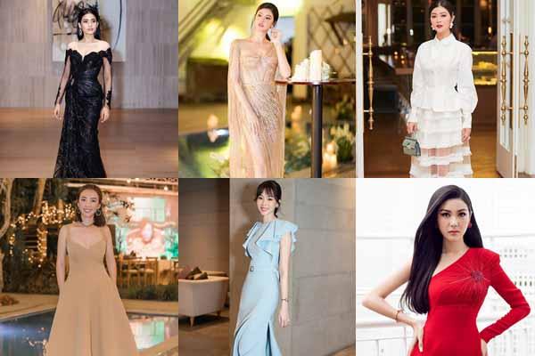 10 mỹ nhân Việt mặc ấn tượng nhất tháng 9/2019