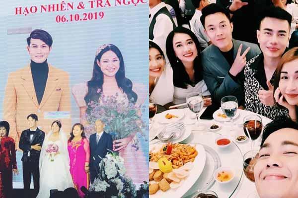 Hot nhất: Bảo Lâm, Nam Cường dự tiệc cưới bí mật của Tống Hạo Nhiên, Trà Ngọc