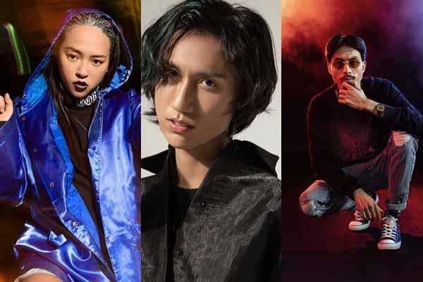 Ấn tượng cực mạnh với Mashup Rapcoustic 5 của  Kimmese, Lynk Lee, Đen Vâu