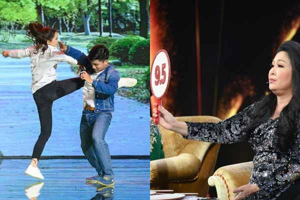Tú Tri trổ tài võ thuật, nghệ sĩ Hồng Vân gật gù cho điểm cao