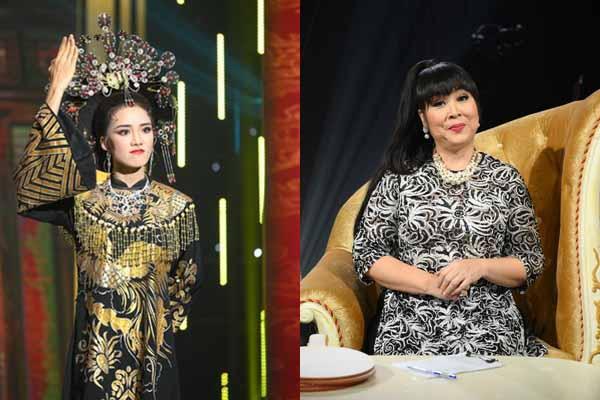 Nghệ sĩ Hồng Vân nói câu đắt giá với Tú Tri
