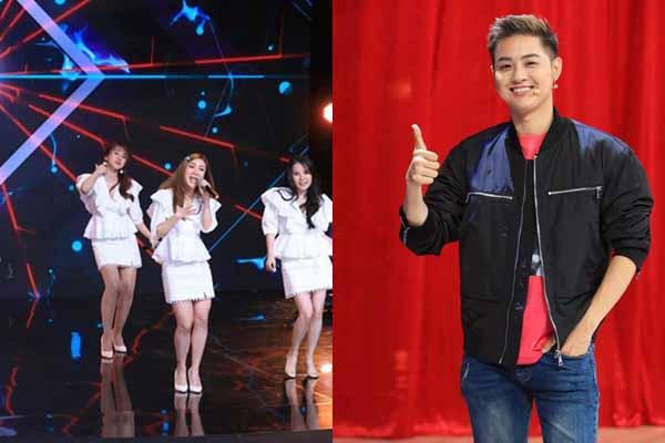 Thanh Duy Idol vô duyên, hát át cả Mây Trắng trên sóng truyền hình