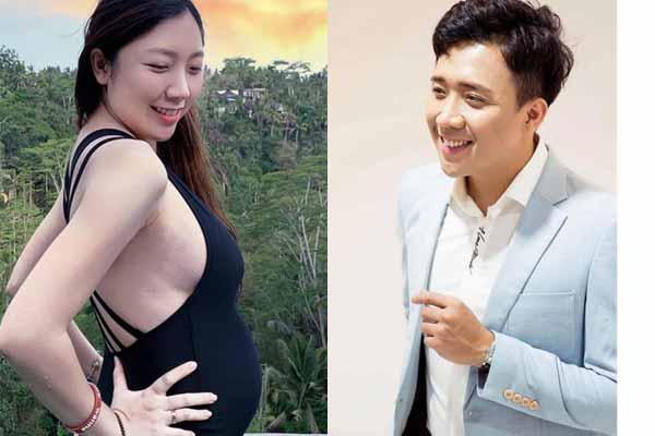 Em gái Trấn Thành mang thai với chồng Hong Kong