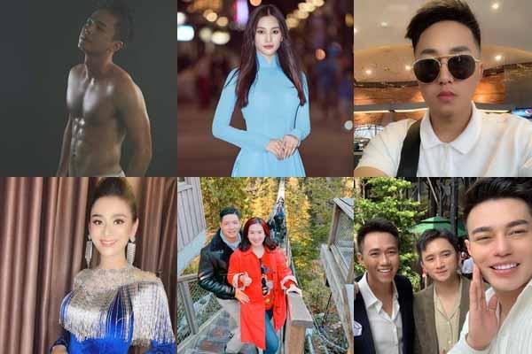10 ảnh được quan tâm nhất trên Facebook sao Việt (05/11)