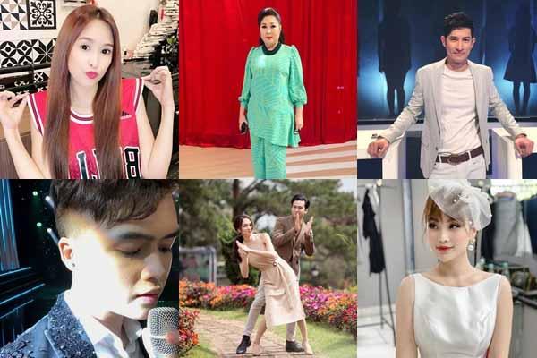 10 ảnh được quan tâm nhất trên Facebook sao Việt (07/11)