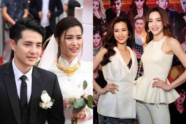 Hồ Ngọc Hà xin lỗi vì lỡ hẹn đám cưới Đông Nhi, Ông Cao Thắng