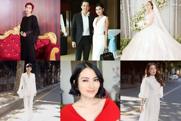 Cô dâu mới cưới, ngọc nữ làng phim mặc ấn tượng tuần qua (11 - 17/11)