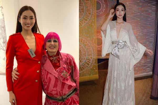 """Lương Thùy Linh """"thắng lớn"""" khi vừa thi Miss World 2019"""