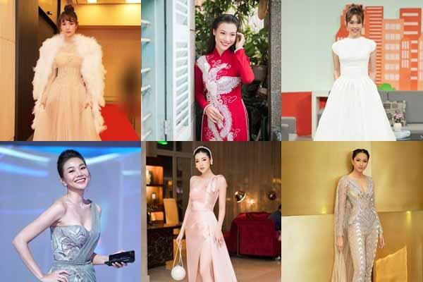 Cô dâu trẻ đẹp, sao làng phim mặc ấn tượng nhất tuần (25/11 - 2/12)