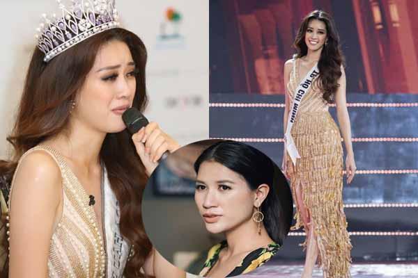 Hoa hậu Khánh Vân thời mẫu hạng thường đã cư xử tử tế