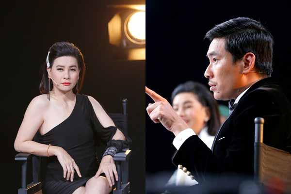 Cát Phượng, Kiều Minh Tuấn thẳng thừng chê diễn viên trẻ 'vô hồn'