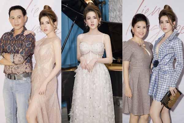 Con gái Hữu Tiến, á hậu Thủy Tiên chính thức vào showbiz