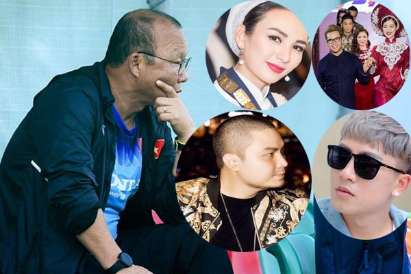 Bảo vệ thầy Park Hang-seo, áo dài Việt Nam nóng trên mạng xã hội