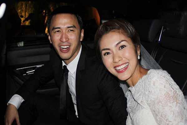 Vợ chồng Tăng Thanh Hà kỷ niệm 10 năm thăng trầm