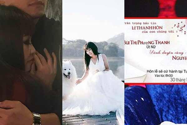 Ca sĩ Phương Thanh tiết lộ về dự định tổ chức đám cưới