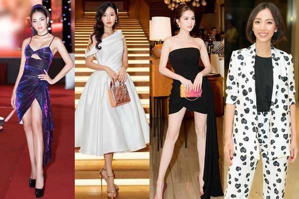 6 mỹ nhân Việt mặc đẹp nhất tuần qua (25 - 31/3)