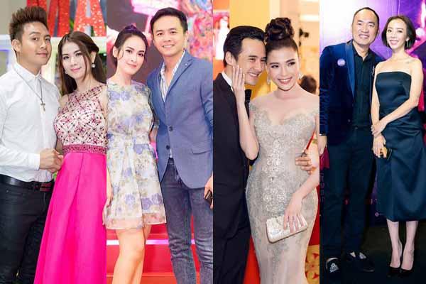 Hạnh phúc bình dị của 7 ngôi sao làng phim dịp Valentine