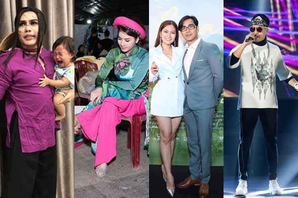 Top 5 hình ảnh gây chú ý nhất showbiz Việt tuần qua (3/3)