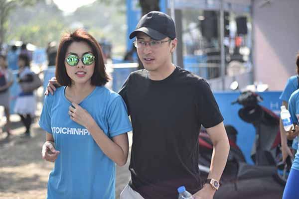 Hôn nhân Tăng Thanh Hà gặp lục đục?