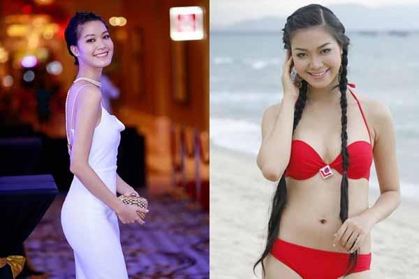 'Hoa hậu xui xẻo nhất showbiz Việt' có cuộc sống khó tin