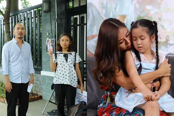 Tiến Luật nhiều con rơi, Nam Thư làm mẹ đơn thân trong phim mới
