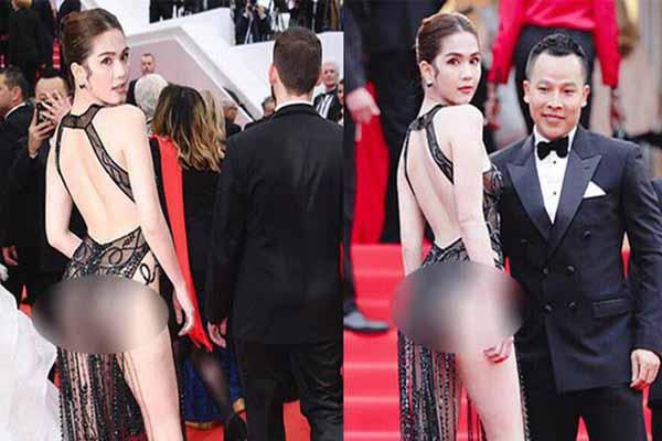 Bộ Văn Hóa lên tiếng: 'Không ai cử Ngọc Trinh đến Cannes, hình ảnh vô cùng phản cảm'